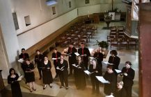 Krysostomos Ensemble Heinäveden musiikkipäivillä